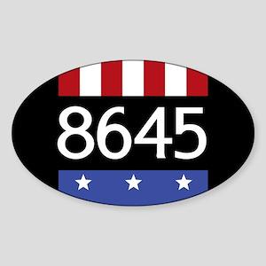 8645 Sticker