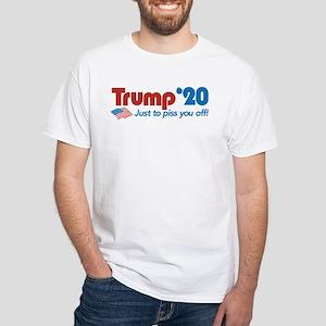 Trump '20 White T-Shirt
