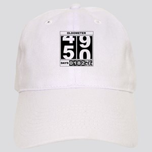 50th Birthday Oldometer Cap
