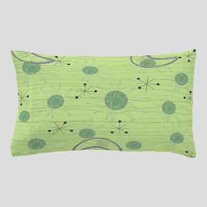Starburst and Boomerangs Pillow Case