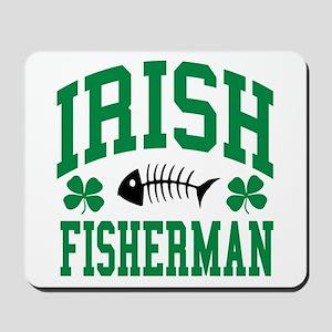 Irish Fisherman Mousepad