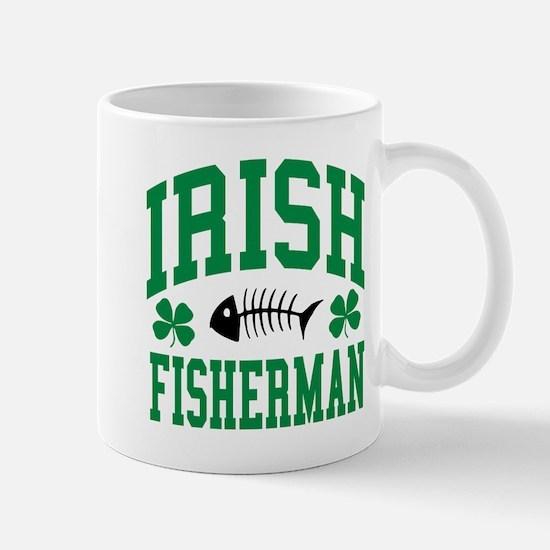 Irish Fisherman Mug