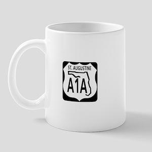 A1A St. Augustine Mug