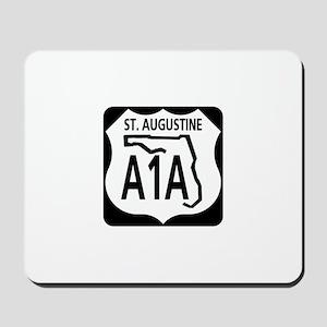 A1A St. Augustine Mousepad