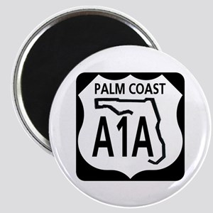 A1A Palm Coast Magnet