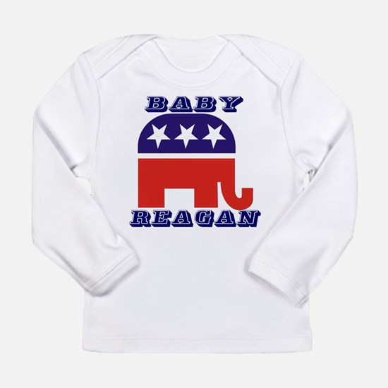 Baby Reagan gopelephant1 Long Sleeve T-Shirt