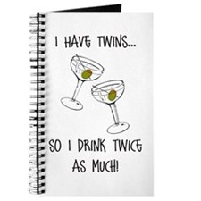 Drink Twice As Much - Journal