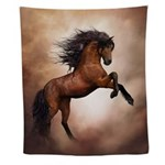 Wild Horse Wall Tapestry