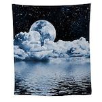 Ocean Dream Space Wall Tapestry