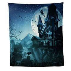 Haunted Mansion Wall Tapestry