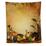 Thanksgiving Wall Tapestry