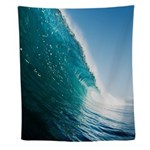 Breaking Wave Wall Tapestry