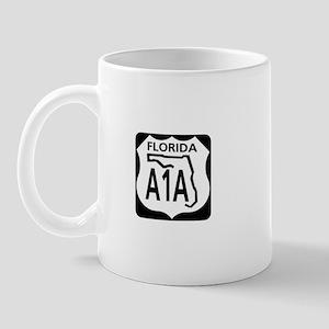 A1A Florida Mug