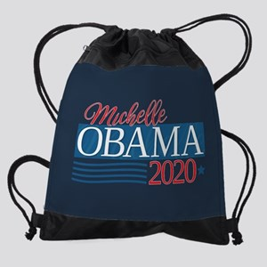 Michelle Obama 2020 FB Drawstring Bag