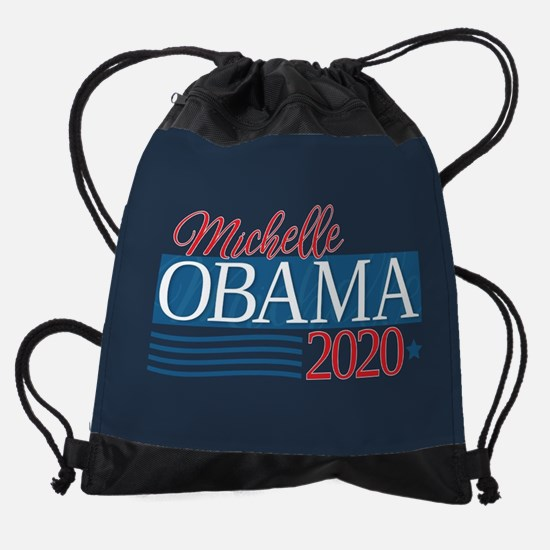 Michelle Obama 2020 FB Drawstring Bag