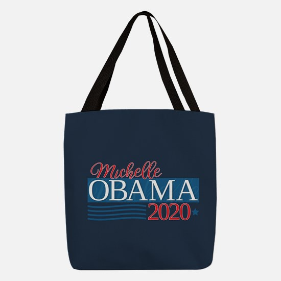 Michelle Obama 2020 FB Polyester Tote Bag