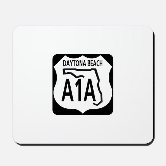 A1A Daytona Beach Mousepad