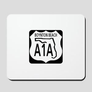 A1A Boynton Beach Mousepad