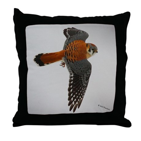 Kestrel Throw Pillow