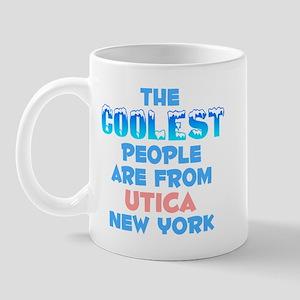 Coolest: Utica, NY Mug