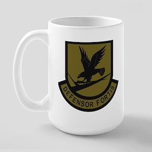 Subdued Defensor Fortis Large Mug