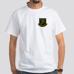 Subdued Defensor Fortis White T-Shirt