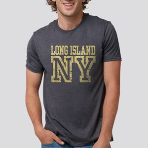 Long Island NY Women's Dark T-Shirt