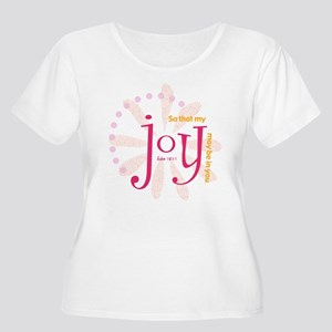 bf451ce93c2 Joy Women s Plus Size T-Shirts - CafePress