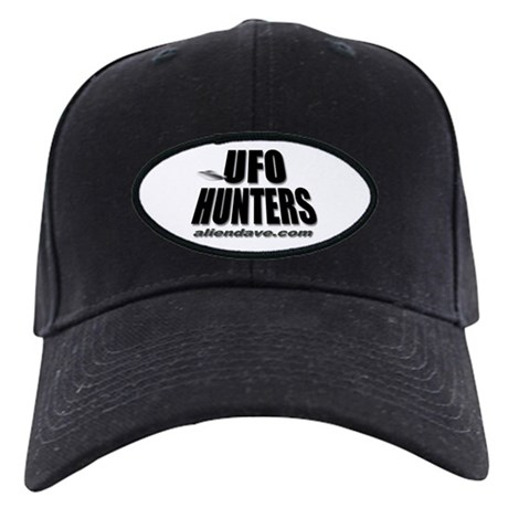 UFO HUNTERS Black Cap