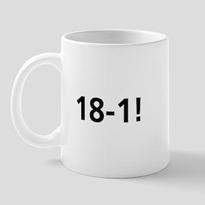 18-1! Mug