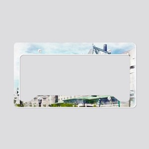 Manoir Richelieu, Charlevoix License Plate Holder