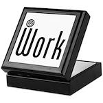 At Work @ Work Keepsake Box