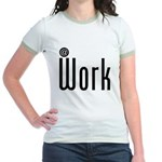 At Work @ Work Jr. Ringer T-Shirt