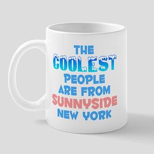 Coolest: Sunnyside, NY Mug