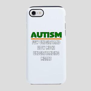 Autism support iPhone 8/7 Tough Case