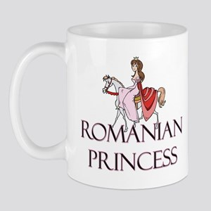 Romanian Princess Mug