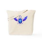 Moon Scarab Tote Bag