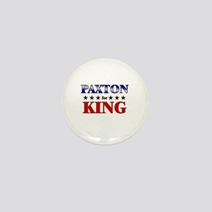 PAXTON for king Mini Button