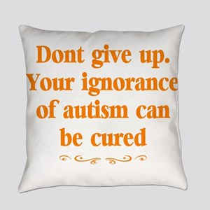 Autism teacher Everyday Pillow