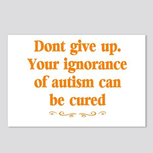 Autism teacher Postcards (Package of 8)
