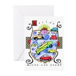 Gould's Ninth Classic Event Greeting Cards (Packag