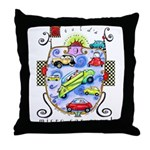 Gould's Ninth Classic Event Throw Pillow