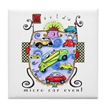 Gould's Ninth Classic Event Tile Coaster