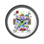 Gould's Ninth Classic Event Wall Clock