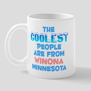 Coolest: Winona, MN Mug