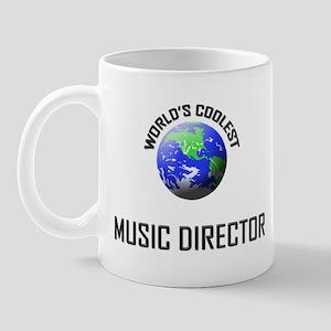 World's Coolest MUSIC DIRECTOR Mug