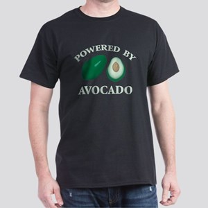 Powered By Avocado Dark T-Shirt
