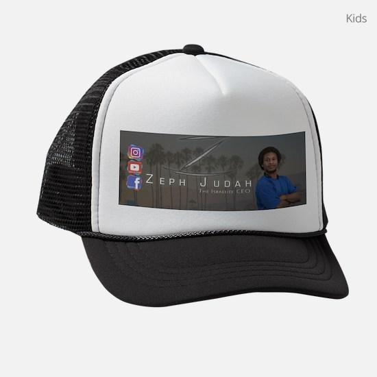 Cute Israelite Kids Trucker hat