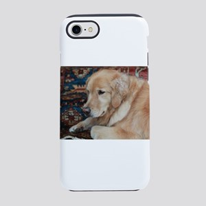 Nala the golden relaxing iPhone 8/7 Tough Case