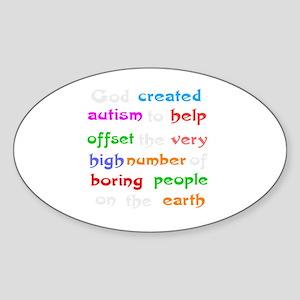 Autism support Sticker